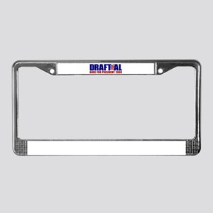 Draft Al Gore License Plate Frame