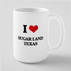 I love Sugar Land Texas Mugs