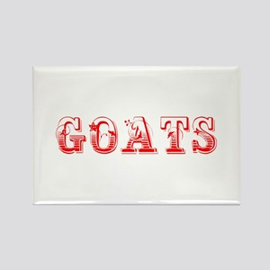 Goats-Max red 400 Magnets