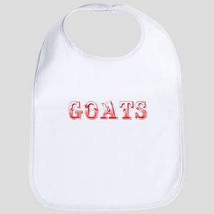 Goats-Max red 400 Bib