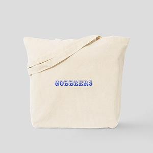 Gobblers-Max blue 400 Tote Bag