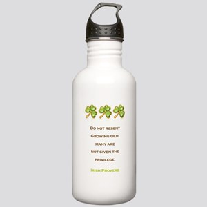 IRISH PROVERB Stainless Water Bottle 1.0L