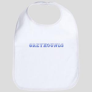 Greyhounds-Max blue 400 Bib