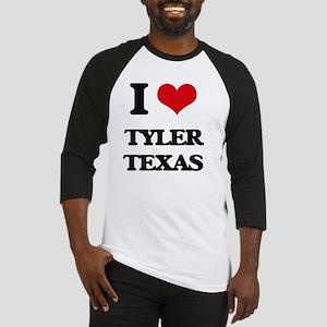 I love Tyler Texas Baseball Jersey