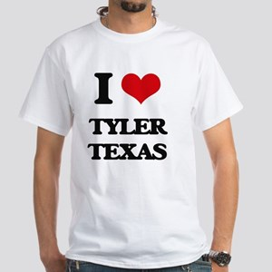I love Tyler Texas T-Shirt
