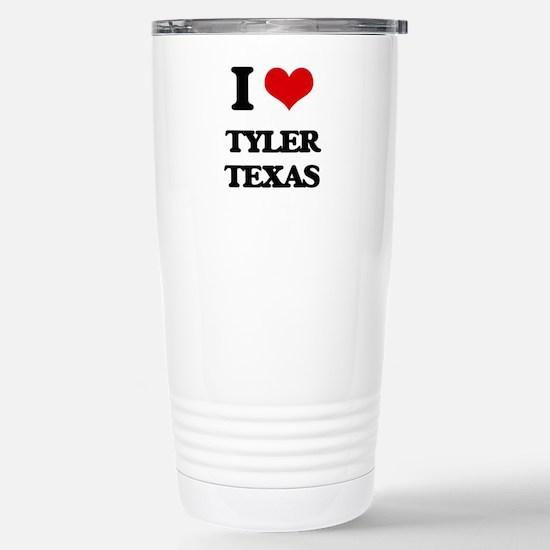 I love Tyler Texas Stainless Steel Travel Mug
