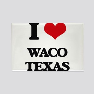 I love Waco Texas Magnets