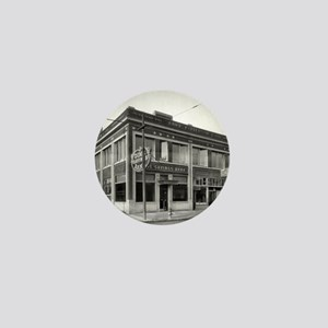 Detroit circa 1912. Dime Savings Bank, Mini Button
