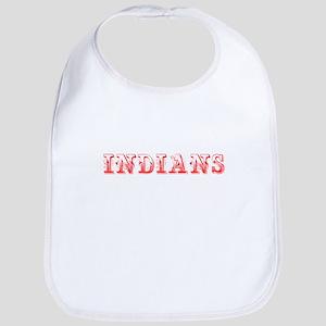 Indians-Max red 400 Bib