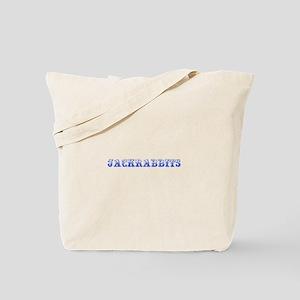 Jackrabbits-Max blue 400 Tote Bag