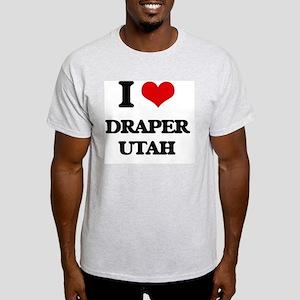 I love Draper Utah T-Shirt