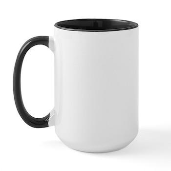 Route A1A, Florida Large Mug