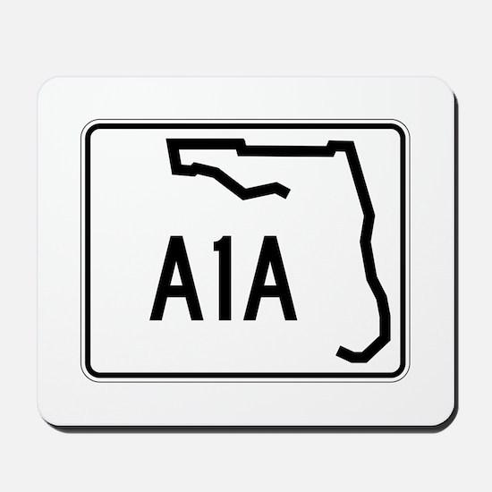 Route A1A, Florida Mousepad