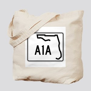 Route A1A, Florida Tote Bag