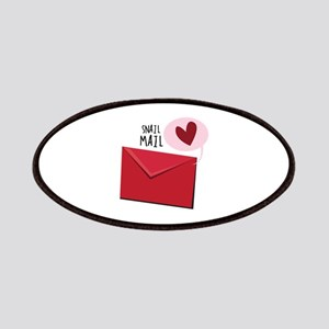 Snail Mail Patch