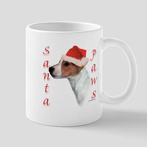 Santa Paws Jack Russell Mug