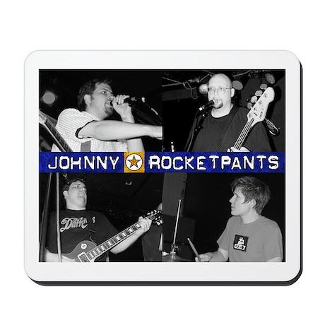 Johnny RocketPants Mousepad