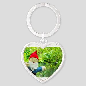 Quiet Creek Gnome Keychains