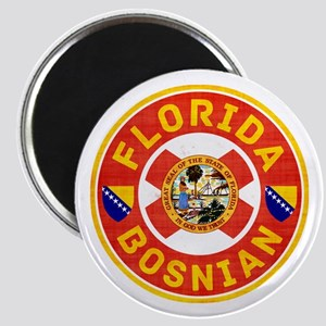 Florida Bosnian American Magnets