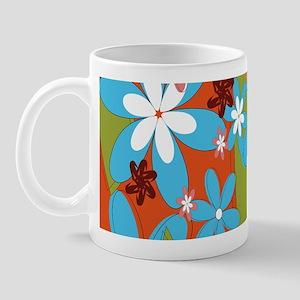 Hippie Flower Power Mug