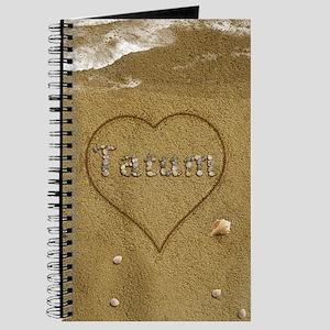 Tatum Beach Love Journal