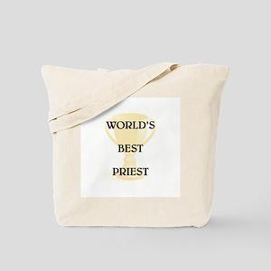 PRIEST Tote Bag