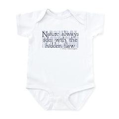 Natural Regression Infant Bodysuit