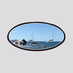 BVI Sailing Boats Patch