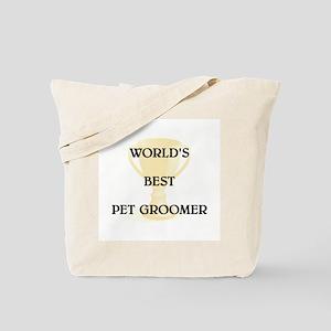 PET GROOMER Tote Bag