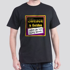 Silence Is Golden T-Shirt