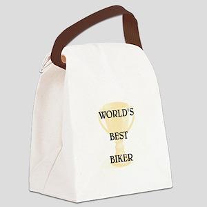 BIKER Canvas Lunch Bag