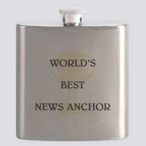 NEWS ANCHOR Flask