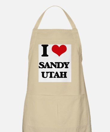 I love Sandy Utah Apron