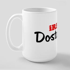 iREAD Dostoevsky Large Mug