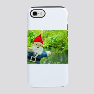 Quiet Creek Gnome iPhone 7 Tough Case