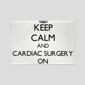 Keep Calm and Cardiac Surgery ON Magnets