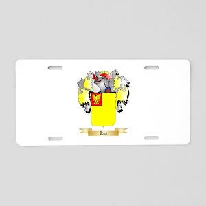Kop Aluminum License Plate