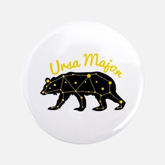 """Ursa MAjor 3.5"""" Button"""