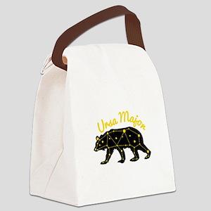 Ursa MAjor Canvas Lunch Bag
