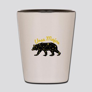 Ursa MAjor Shot Glass