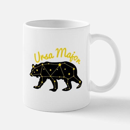 Ursa MAjor Mugs