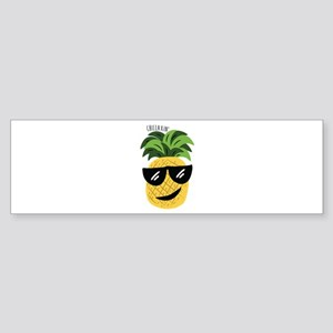 Chilaxin Bumper Sticker