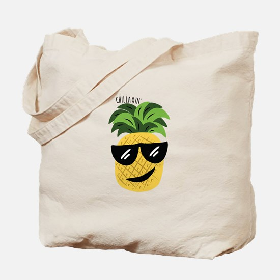 Chilaxin Tote Bag