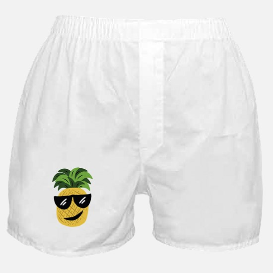 Funky Pineapple Boxer Shorts
