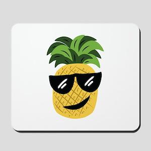 Funky Pineapple Mousepad