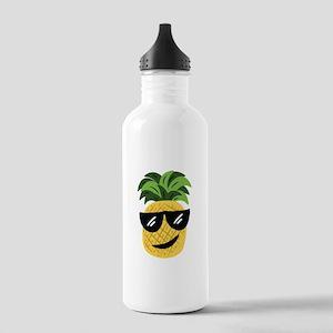 Funky Pineapple Water Bottle