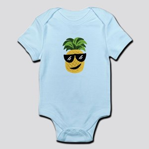 Funky Pineapple Body Suit