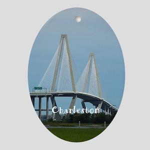 Charleston Ornament (Oval)