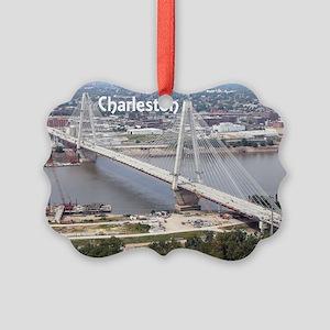 Charleston Picture Ornament