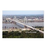 Charleston Postcards (Package of 8)